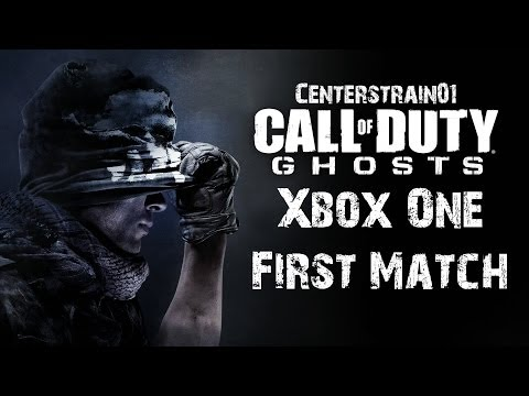 Call Of Duty: Ghosts - Multiplayer Gameplay - Team Deathmatch #2 (Xbox One First Match)