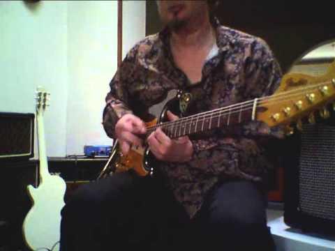 FENDER Stratocaster JOHN JORGENSON (Hellecasters)