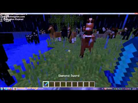 How To Get X-Ray Mod For Minecraft 1.8