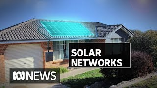Rooftop solar and batteries look to stabilise the grid | ABC News