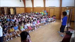 2014/7/25 1学期終業式