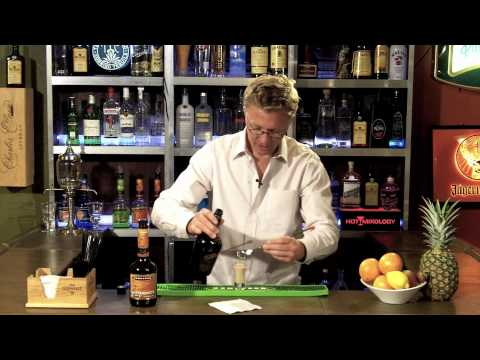 How to make a Slippery Nipple - Drink recipes from The One Minute Bartender