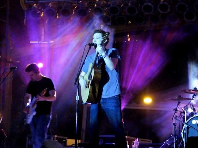 Where We Came From plus crazy dancing! Phillip Phillips at SunFest