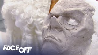 Face Off Flashback: S8 Episode Clip 'Start From Scratch' | Syfy