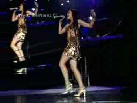 Vanessa Hudgens- Say ok live