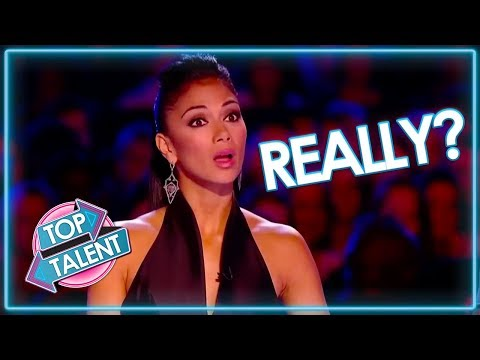 Download Are These Acts FOR REAL? Auditions That Went Wrong | Top Talent Mp4 baru
