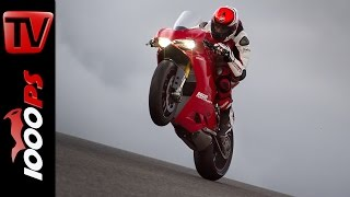 2015 | Ducati 1299 Panigale Test - Action, Sound, Fazit