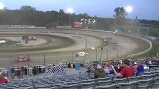 6-1-19 PLYMOUTH SPEEDWAY, PLYMOUTH, IN  SPER STREET - F