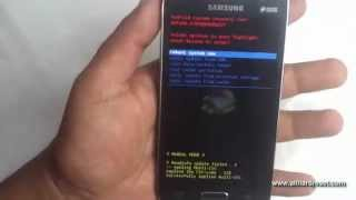Samsung Galaxy Core 2 SM-G355H Hard Reset