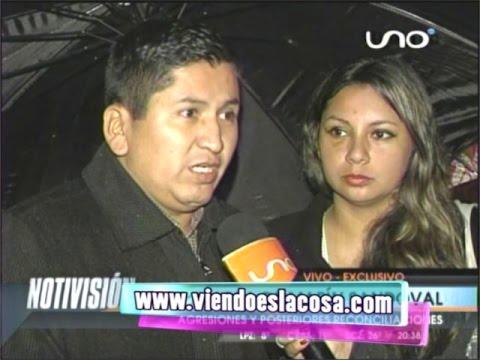 MARÍN SANDOVAL SE SIENTE VICTIMA Y PRESUME LE PUSIERON ALGO EN SU BEBIDA