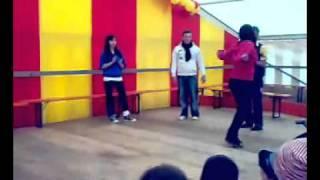 رقص تركي حفلة طلاب سعودي كام من فهمني ملكني