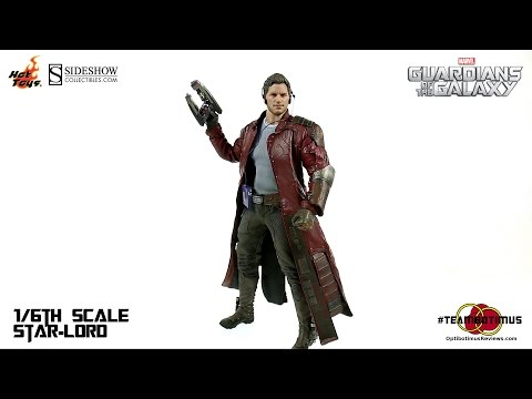 Video Review of the Hot Toys Guardians of the Galaxy: Star-Lord