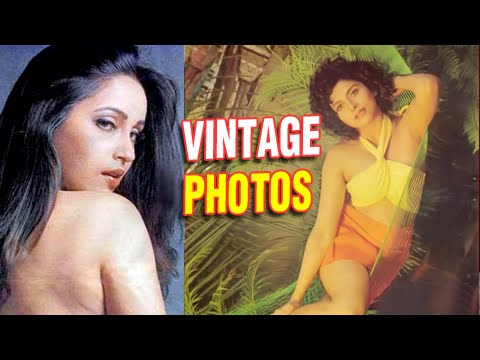 Vintage Photo Album Of Marathi Actress - Hot Pictures - Varsha Usgaonkar, Ashwini Bhave