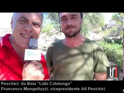VIDEO: Il vicepresidente del Peschici, Francesco Mongelluzzi parla del torneo di Seconda categoria