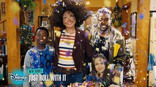 Get Ready Teaser | Just Roll With It | Disney Channel