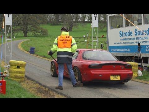 Julian's Rotary RX7 | Fastest Road Legal Hillclimb Car at Werrington Hillclimb
