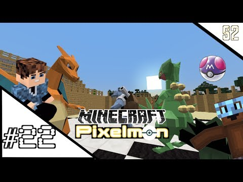 "Minecraft Pixelmon - ""HOW TO GET A MASTERBALL"" - (Minecraft Pokemon Mod) Part 22"