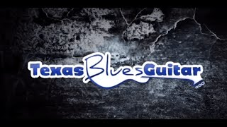 Texas Blues Guitar Vid 1 - Texas Rake (Sample)