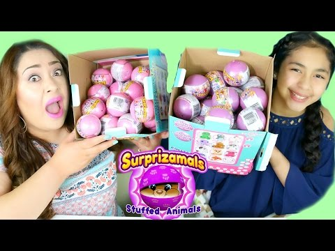 SURPRIZAMALS UNBOXING 2 HUGE BOXES SERIES 2 & 3 entire collection|B2cutecupcakes