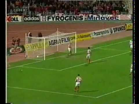 Panathinaikos-Olympiakos 2-4 Μεγαλη Ανατροπη