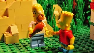 "LEGO Simpsons ""Camping"" 3"