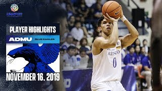 FINALS THIRDY: Ravena ERUPTS 32 pts in Ateneo's DOMINANT Game 1 win | UAAP 82 MB