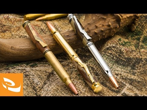 Bullet Pen (pen turning kit)