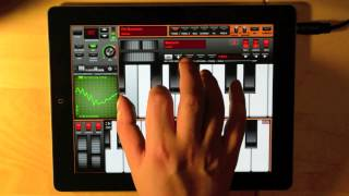 iPhone / iPad Synthesizers & Drum Machines