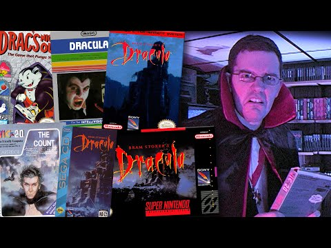Dracula - Angry Video Game Nerd - Episode 57