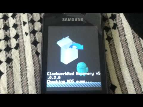 How to install jelly bean on galaxy y
