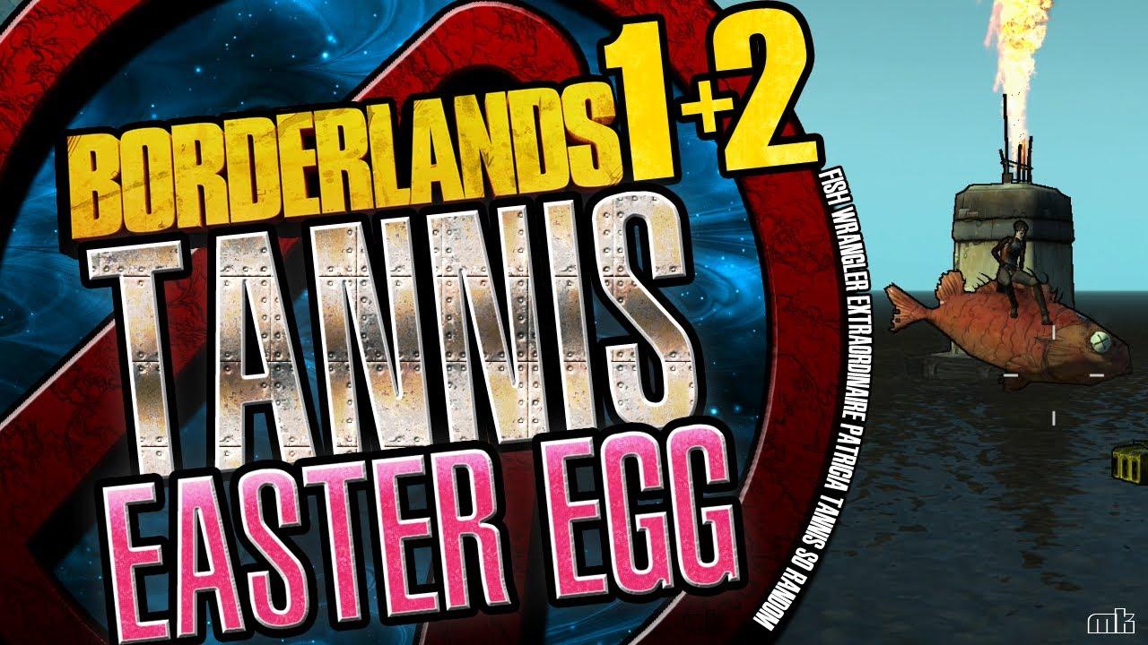 Borderlands Tannis Fish Borderlands | Tannis Riding a