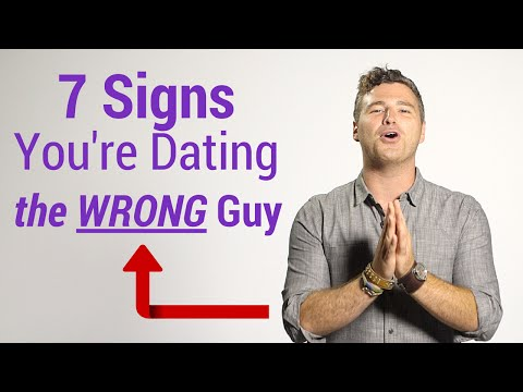 w do i stop dating the wrong guys? - Yahoo Answers