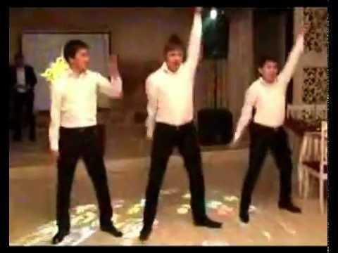 Школа танцев Кызыл-Аскерских пацанов