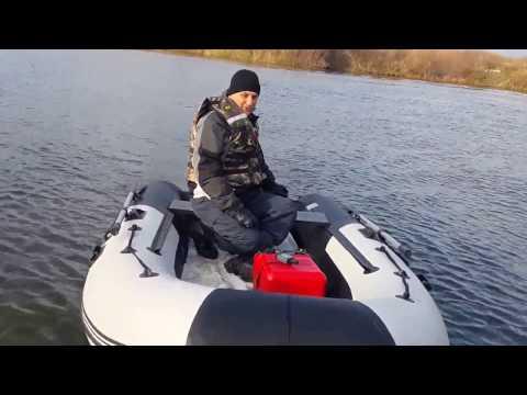 испытание лодок гладиатор