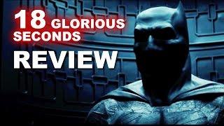 Batman v Superman Teaser Trailer Review - Beyond The Trailer