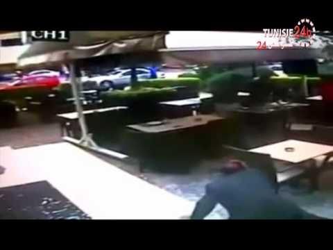 image vid�o  بالفيديو : لحظة انفجار الأشرفية في بيروت
