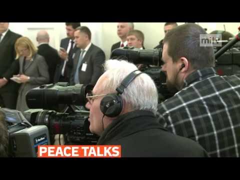 mitv - Ukraine, pro-Russia rebels agree to resume peace talks