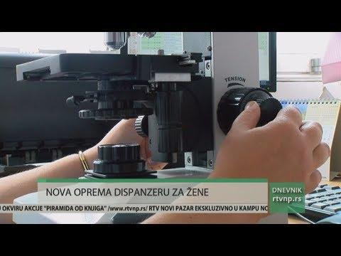 Nova oprema za Dispanzer za žene
