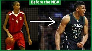 Before the NBA : Giannis Antetokounmpo