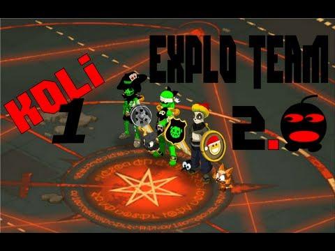 Dofus Explo Team 2.0 (RoubPandaSram) Koli 1