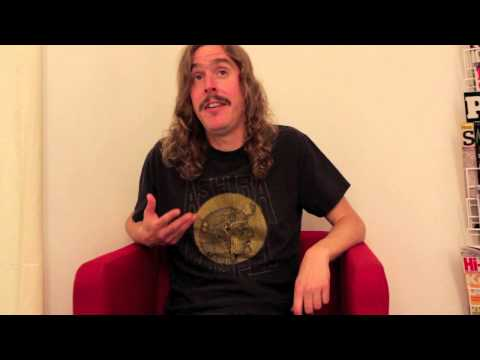 Opeth's Mikael Akerfeldt on being nominated in the Inaugural Prog Awards...