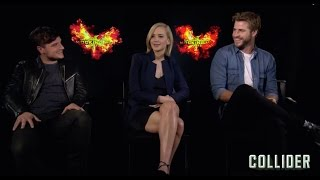 "Watch Jennifer Lawrence, Josh Hutcherson and Liam Hemsworth Play ""Save or Kill"""