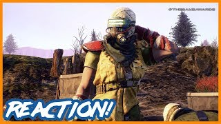 The Outer Worlds Trailer (The Game Awards 2018) | Reaction