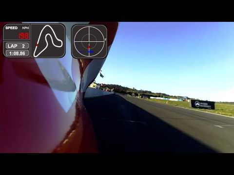 E-FXC Wakefield Race4 O'HANLON ELECTRIC MOTORSPORT