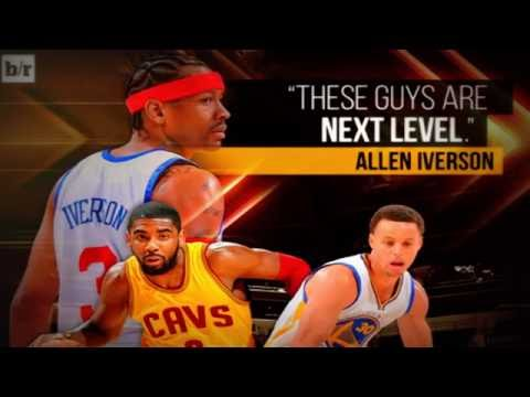 Allen Iverson, Kyrie Irving & Stephen Curry Ultimate Crossover Mix - The Next Level