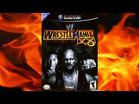 Wrestlemania X8 Gamecube Review video