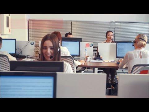 МТС   Бизнес с высоким IQ   Как организовать колл центр без найма дополнительных сотрудников