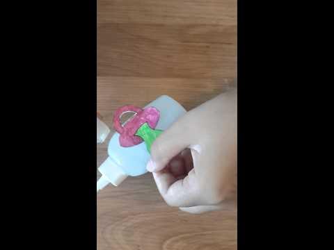 Как сделать беби бону бутылочку своими руками
