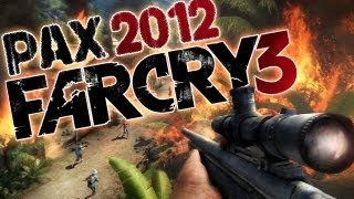 FAR CRY 3: Exploding Turtles, Bear Attacks, Hang Gliders, Jet Skis, and more!