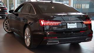 The new 2019 Audi A6 - Audi Downtown Vancouver, BC